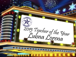 lubna-name in lights